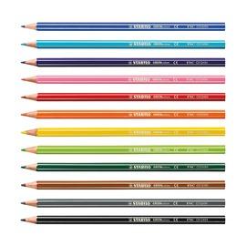 Набор карандашей Stabilo Greencolors, 12 шт.