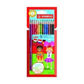 Набор цветных карандашей, 12 цветов