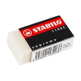 Ластик Stabilo Supreme, белый