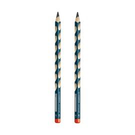 Чернографитный карандаш Stabilo Easygraph HB для правшей, 2 шт.