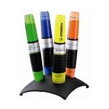 Настольный набор маркеров Stabilo Luminator, 4 шт.