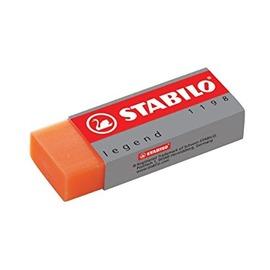 Ластик Stabilo Legend Large, оранжевый