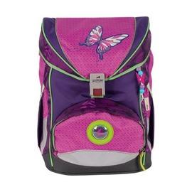 Ранец Ergoflex Superlight Розовая бабочка