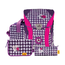 Ранец Vario Фиолетовая клетка