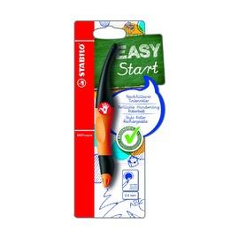 Ручка-роллер Stabilo Easy Start для правшей, со стержнем