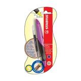Гелевая ручка Stabilo Easygel для левшей, синие чернила, 0.5 мм