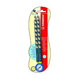 Чернографитный карандаш Stabilo Easygraph HB для левшей, 2 шт.