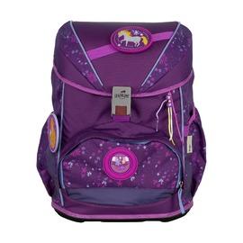 Ранец Ergoflex Buttons Фиолетовая сказка