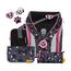 Ранец Ergoflex Max Buttons Розовая панда