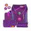 Ранец Ergoflex Max Buttons Фиолетовая сказка