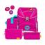 Ранец Ergoflex Buttons Розовый стиль