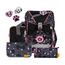 Ранец Ergoflex Buttons Розовая панда