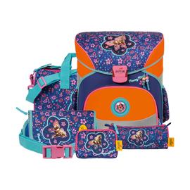 Ранец Basic Цветочный пони